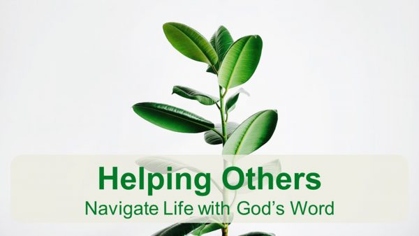 Helping Others - Session 4 Image