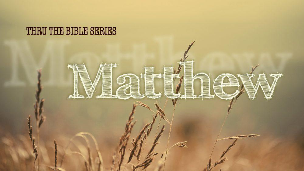 Matthew (3000 Series)