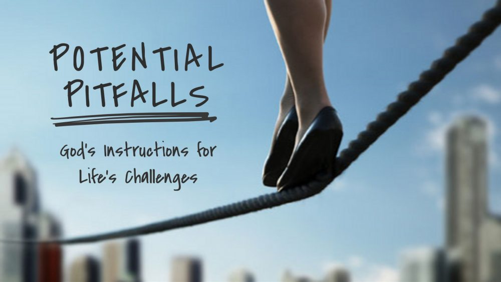Potential Pitfalls 2018 (Current Series)
