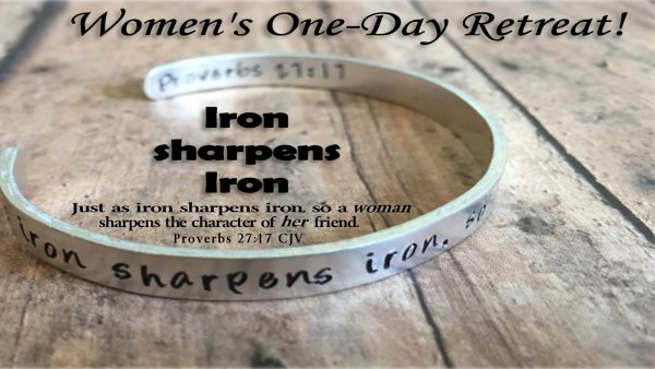 The Iron Within - Ephesians 3:16-21 Image