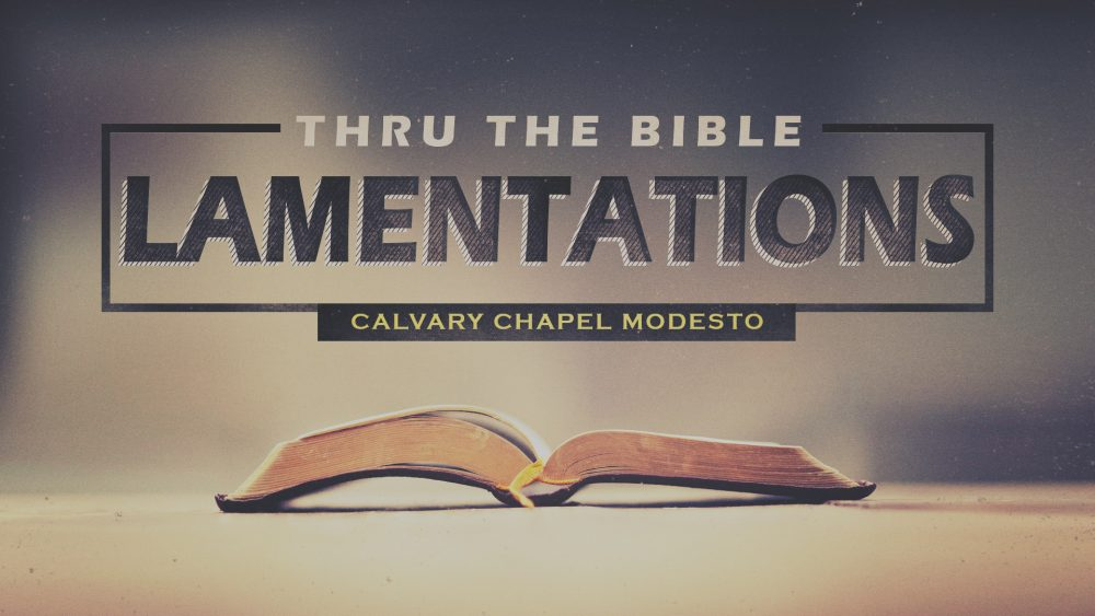 Lamentations (3000 Series)