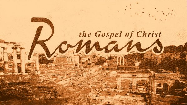 Glory to God Forever! - Romans 11:33-36 Image