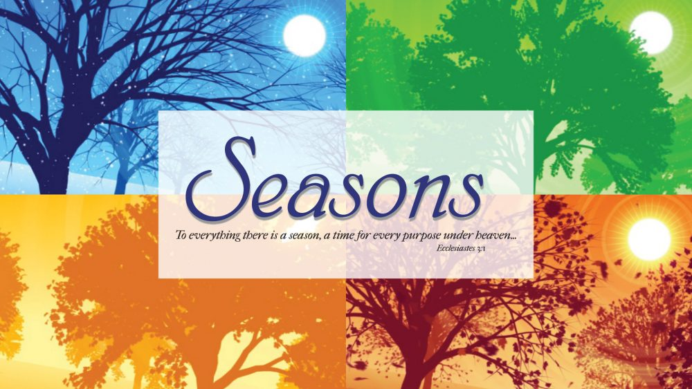 Seasons - Ladies\' Retreat 2014