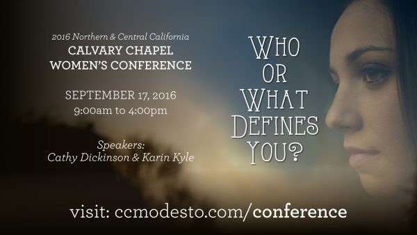 Women's Conference: Who or What Defines You? (2016)