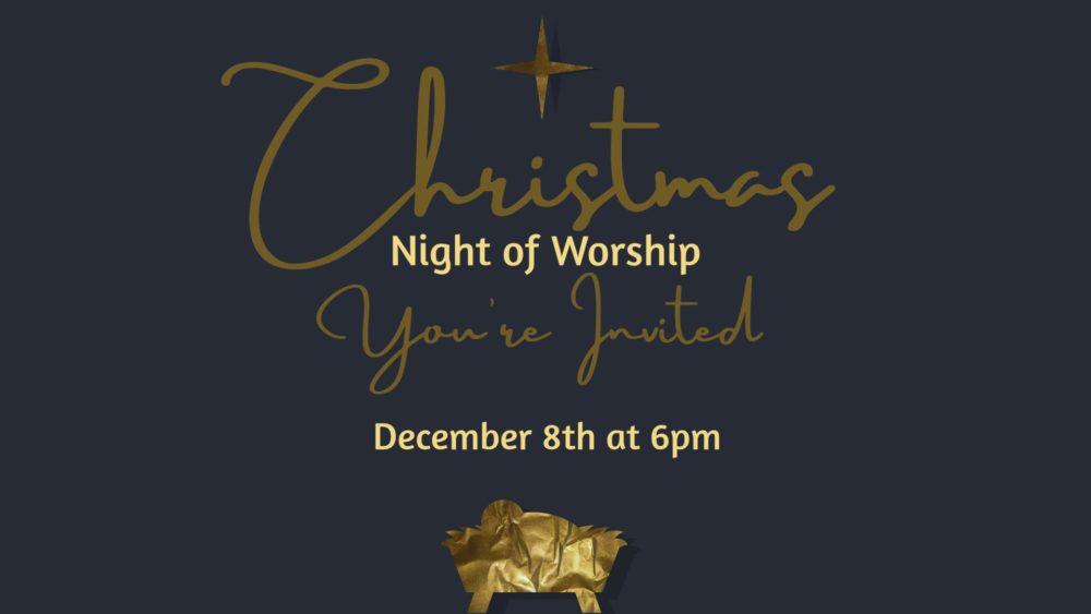 Christmas Night of Worship 2019 Image